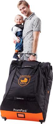 Lastentarvikeliike Lastenvaunut Rattaat Kuljetuslaukku Pram Pack