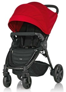 Britax B-Agile PLUS KUOMU Chili Pepper