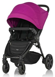Britax B-Agile PLUS KUOMU Cool Berry